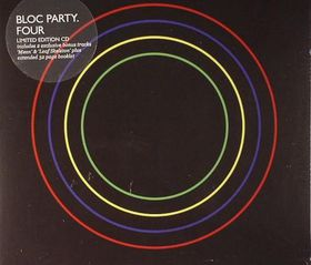 Bloc Party - Four - Limited Deluxe Edition (CD)