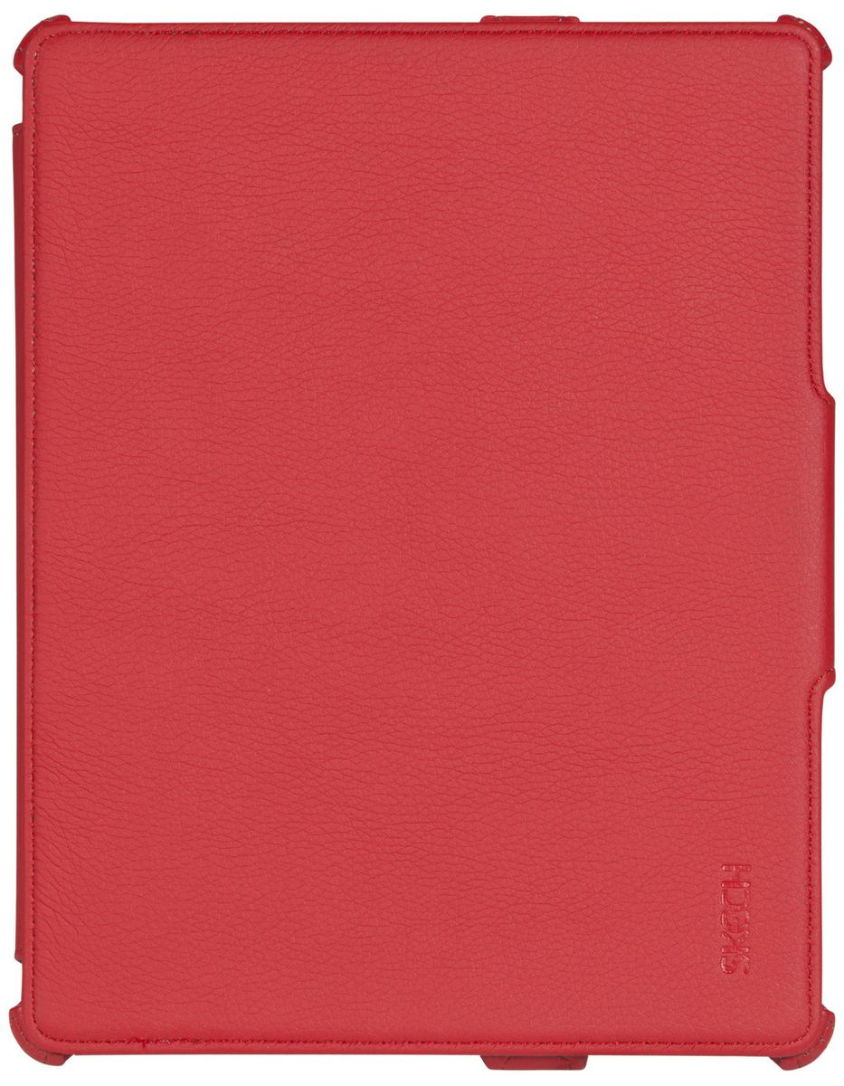 Skech Porter - Leather Case For Ipad 2 And 3 - Red | Buy Online in ...