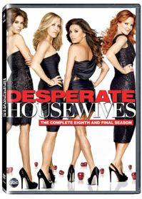 Desperate Housewives Season 8 (DVD)