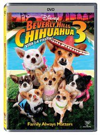 Beverly Hills Chihuahua 3: Viva La Fiesta! (DVD)