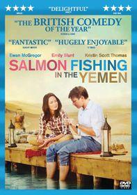 Salmon Fishing in the Yemen (DVD)