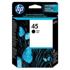 HP No.45 - Black Ink Cartridge
