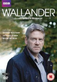Wallander - Series 3 [DVD]