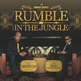 House Africa - Rumble In The Jungle - Presented By House Afrika (CD)