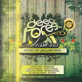 House Africa - Deep Forest Sessions - Vol.1 (CD)