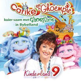 Keuzenkamp Carike - Carike En Ghoempie Kuier Saam Met Ghoeghoe In Bybelland Vol 9 (CD)