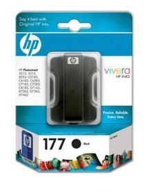 HP C8719HE - No.177XL - Black Ink