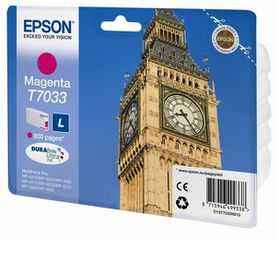 Epson T7033 Magenta Ink Cartridge