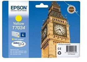 Epson T7034 Yellow Ink Cartridge