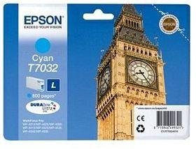 EPSON - Ink - T7032 - Cyan- BIG BEN - WP4000/4500