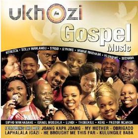 Ukhozi Gospel Music - Various Artists (CD)