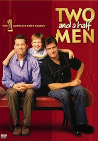 Two And A Half Men - Season 1 - (Import DVD)
