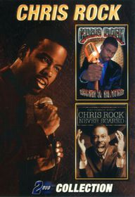 Chris Rock - Bigger And Blacker/Never Scared - (DVD)