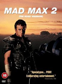 Mad Max 2 The Road Warrior (DVD)