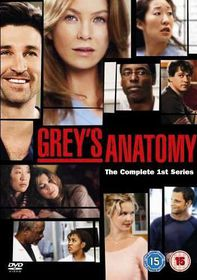 Grey's Anatomy Complete Season 1 (DVD)