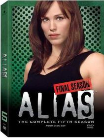 Alias Season 5 (DVD)