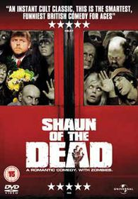 Shaun of the Dead - (Import DVD)