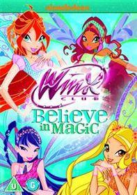 Winx Club: Believe in Magic (Import DVD)