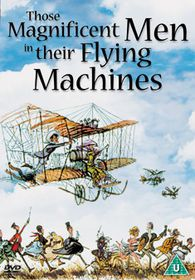 Those Magnificent Men and their Flying Machines - (Import DVD)