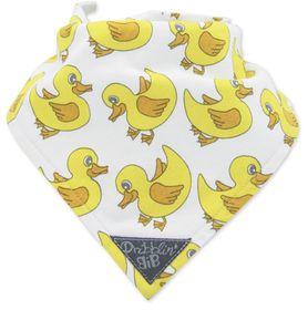 Dribblin' Bib - Quackers - Duck
