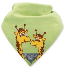 Dribblin' Bib - Slinkey - 2 Giraffes