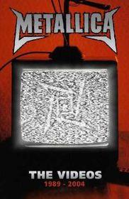 Metallica - The Videos 1989-2004 (DVD)