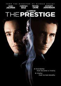 The Prestige (2006) - (DVD)