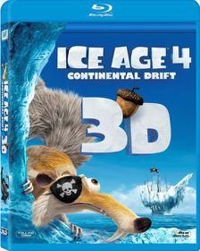 Ice Age: Continental Drift (3D Blu-ray)