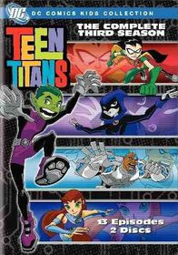Teen Titans:Complete Third Season - (Region 1 Import DVD)