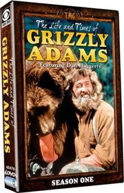 Life and Times of Grizzly Adams:Sea 1 - (Region 1 Import DVD)
