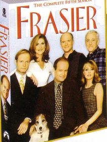 Frasier: The Complete Season 5 - (Import DVD)