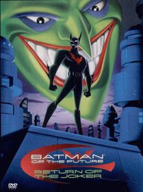 Batman Of The Future Return Of The Joker (DVD)