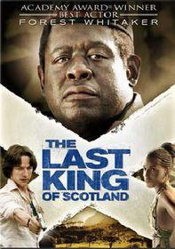 Last King of Scotland (2006)(DVD)