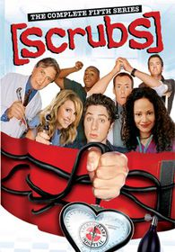 Scrubs Season 5 (DVD)