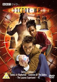 Dr Who - Series 3 Volume 2 (Tennant) - (Import DVD)