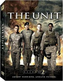 The Unit: Season 2 - (Region 1 Import DVD)