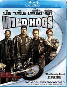 Wild Hogs - (Import Blu-ray Disc)