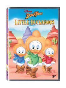 Ducktales : Vol. 8 : Little Duckaroos - (DVD)