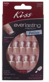 Kiss - EverLasting Petite Nail Kit Pink