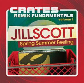 Jill Scott - Crates - Volume 1 (CD)