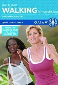 Quick Start Walking for Weight Loss (DVD)