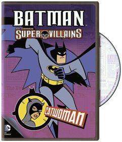 Batman Animation Super Villains Catwoman (DVD)