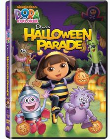 Dora The Explorer: Halloween Parade (DVD)
