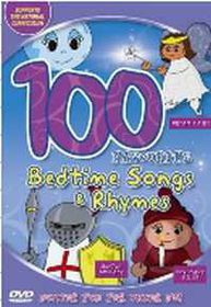 100 Favourite Bedtime Songs and Rhymes (DVD)