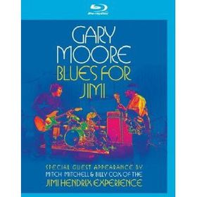 Gary Moore: Blues For Jimi (Import Blu-ray)