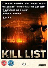 Kill List (Import DVD)