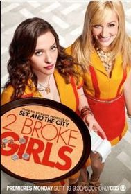2 Broke Girls Season 1 (DVD)