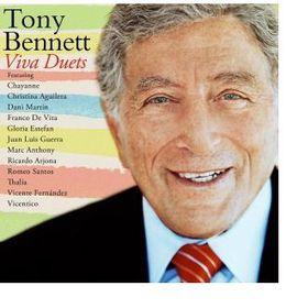 Bennett Tony - Viva Duets (CD + DVD)