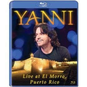 Yanni:Live at El Morro Puerto Rico - (Region A Import Blu-ray Disc)