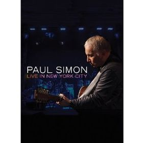 Paul Simon - Live In New York City (DVD)
